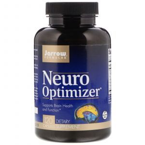 Витамины для памяти, Neuro Optimizer, Jarrow Formulas, 120 капсул (Default)