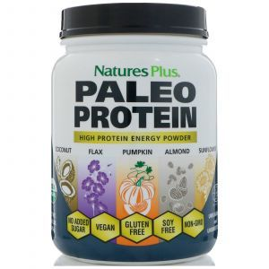 Палео протеин, Paleo Protein, Nature's Plus, 675 г